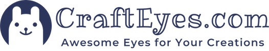 Craft eyes for dolls and toys | CraftEyes.com