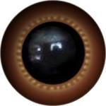 Amigurumi/Teddy Eyes 102А