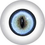 Slit Pupil Doll Eyes 58KK