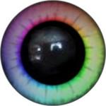 Amigurumi/Teddy Eyes 75А