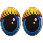 Oval Eyes for Toys GO-109.3