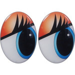 Oval Eyes for Toys GO-110.1
