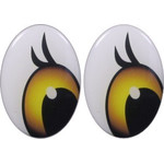 Oval Eyes for Toys GO-116.1