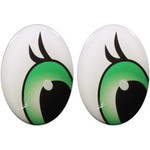 Oval Eyes for Toys GO-116