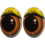 Oval Eyes for Toys GO-13