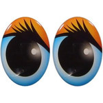 Oval Eyes for Toys GO-21.3