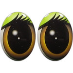 Oval Eyes for Toys GO-3.2