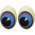Oval Eyes for Toys GO-32