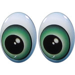Oval Eyes for Toys GO-34.1