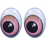 Oval Eyes for Toys GO-35.1
