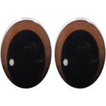 Овальные глаза для игрушек GO-3C
