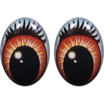 Oval Eyes for Toys GO-46