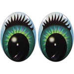 Oval Eyes for Toys GO-48.1
