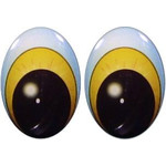 Oval Eyes for Toys GO-51.1
