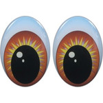 Oval Eyes for Toys GO-52.1