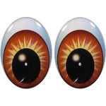 Oval Eyes for Toys GO-52.2