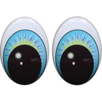Oval Eyes for Toys GO-53
