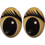 Oval Eyes for Toys GO-60.1