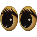 Oval Eyes for Toys GO-60.2