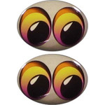 Oval Eyes for Toys GO-61L
