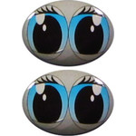 Oval Eyes for Toys GO-64L