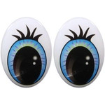 Oval Eyes for Toys GO-68