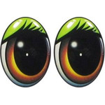 Oval Eyes for Toys GO-7
