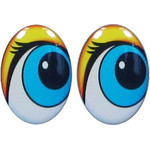 Oval Eyes for Toys GO-73