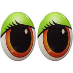 Oval Eyes for Toys GO-76.2