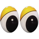 Oval Eyes for Toys GO-81