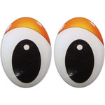 Oval Eyes for Toys GO-83.1