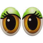 Oval Eyes for Toys GO-95.2AB