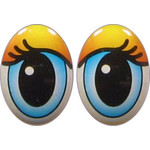 Oval Eyes for Toys GO-95.3AB