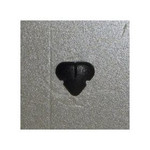 Nose 24 (21x18 mm) Black