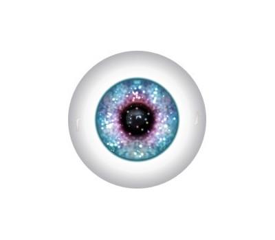 Глаза для кукол с глиттером 13KCC