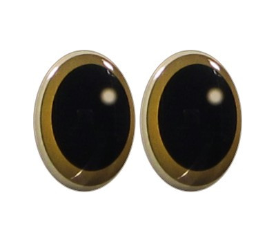 Oval Eyes for Toys GO-1C