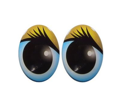 Oval Eyes for Toys GO-21.2