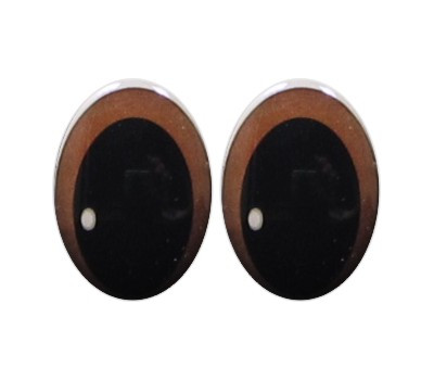 Oval Eyes for Toys GO-3C