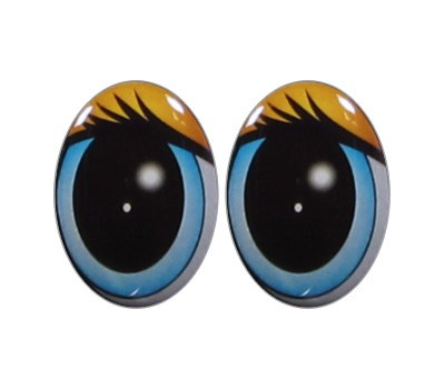 Oval Eyes for Toys GO-6.2